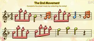 2nd Movement