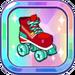 Candy Roller Skates