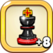 Champion Chess Piece+8