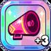 Cheerleader Cookie's Pink Megaphone+3