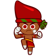 Muay Thai Cookie