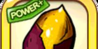 Hot Hot Sweet Potato
