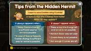 Hidden Hermit Tip 8