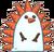 Hedgehog Snowman