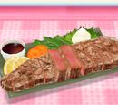 Japanese Steak (Grated Radish)