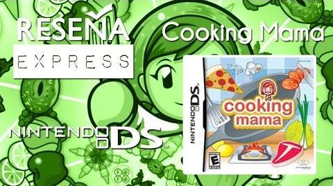 Cooking Mama Reseña Express - Raúl Navarro