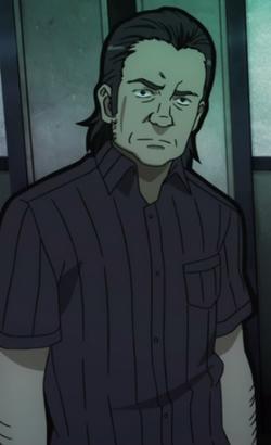 Mitsuo Kawabata Anime Infobox