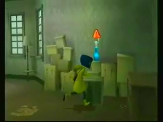 Coraline Playthrough (Wii) Quest For The Blue Items. -Part .mp4 000438200