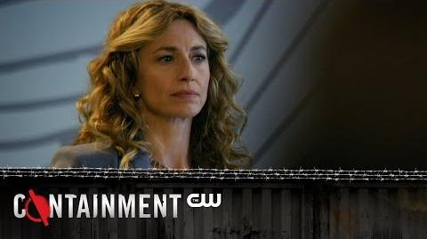 Containment - Season 1 - Claudia Black Interview
