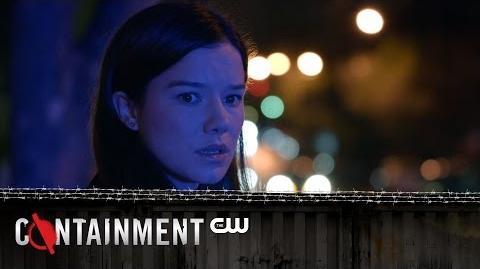 Containment - Season 1 - Hanna Mangan Lawrence Interview