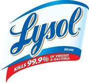Lysol logo 2010
