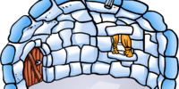 Corn Sky's Igloo