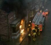 Corrie 1986 fire