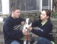 File:Monica the dog with Tyrone and Maria.png