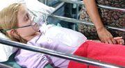 Bethany in hospital 2007