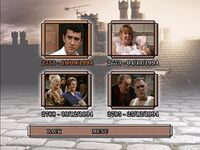 1990s dvd menu