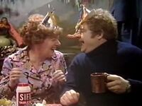 Hilda and eddie christmas 1977