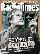 550w soaps corrie radio times violet carson