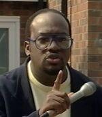 Clive radio reporter
