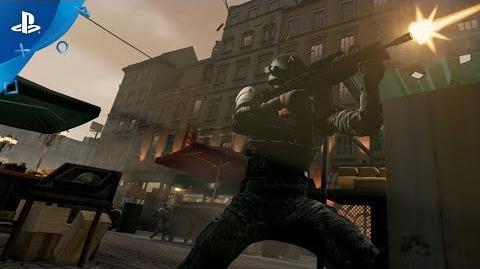Bravo Team - PlayStation VR Announce Trailer E3 2017