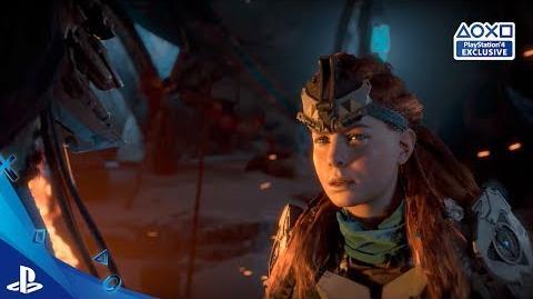 Horizon Zero Dawn The Frozen Wilds - Tráiler E3 2017