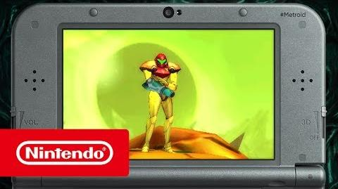 Metroid Samus Returns - Tráiler del E3 2017 (Nintendo 3DS)