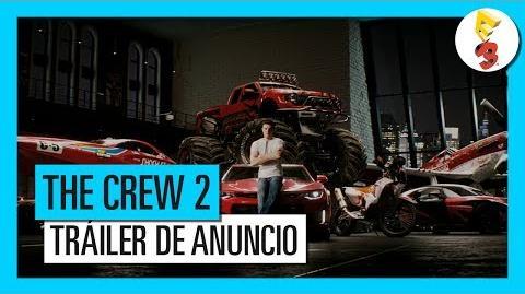 THE CREW 2 - E3 2017 - TRÁILER DE ANUNCIO ES