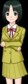 Kaede Mikami Portrait