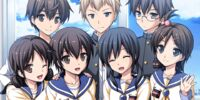 Corpse Party: Blood Drive/Gallery