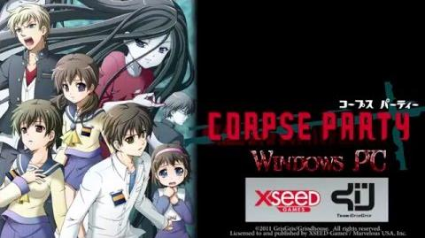Corpse Party PC - Release Date Announce