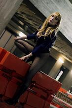 GalaktikMermaid - Black Canary