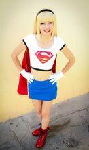 Karen Kasumi - Supergirl 2