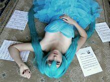 Kayla Erin - Hatsune Miku - Vocaloid