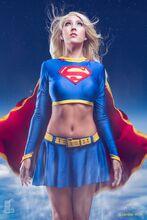 Jennifer Ann - Supergirl