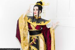 Lisa Lou Who - Firelord Azula