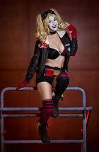 Meg Turney - Harley Quinn