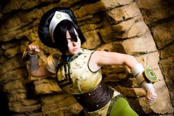 Lisa Lou Who - Toph