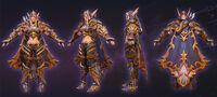 Sylvanas - Ranger cosplay
