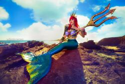 Lisa Lou Who - Ariel