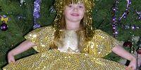 Золотая кукла