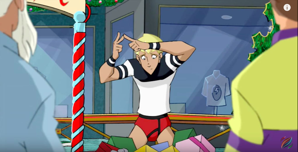 Cartoon Characters Underwear : The game plan class of titans wiki fandom powered