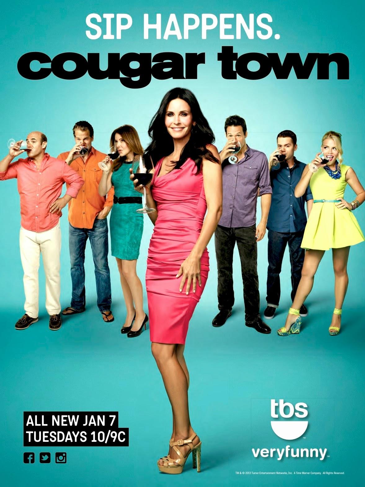 wiki cougar town episodes