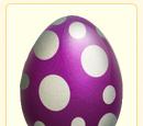 Purple Whitey Egg
