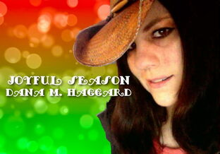 Dana M. Haggard Joyful Season