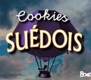 Cookies suédois