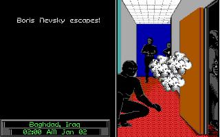 Screencap PrisonBreakFailure