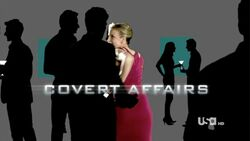 Covert Affairs TC