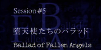 Ballad of Fallen Angels