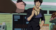 Spike in Cowboy Bebop the Movie