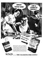 Wincin cigarettes